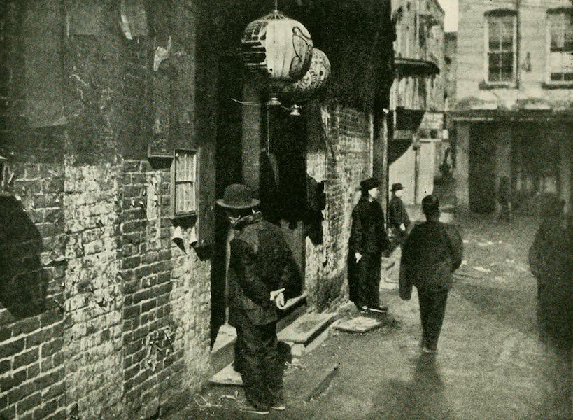 California the Wonderful - Chinatown, San Francisco (1914)