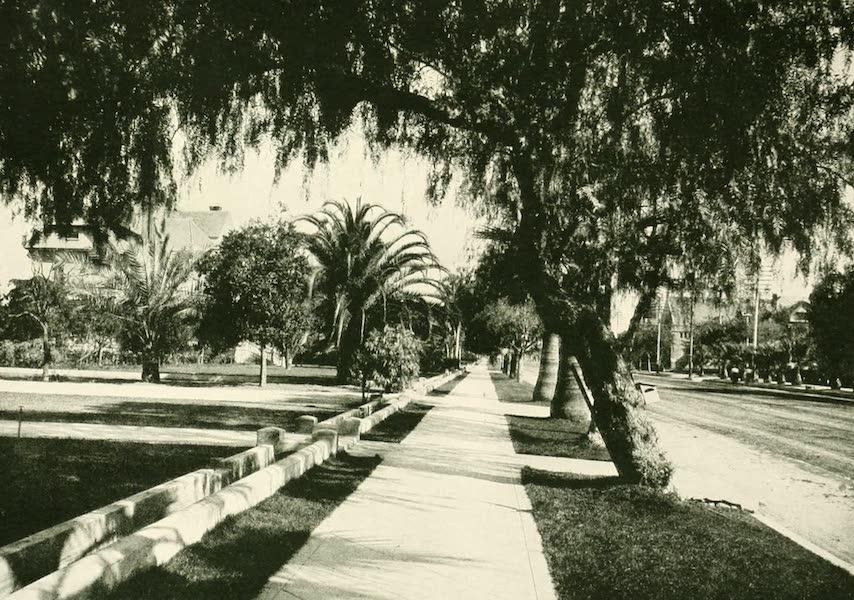 California the Wonderful - Figueroa St. North, Los Angeles (1914)
