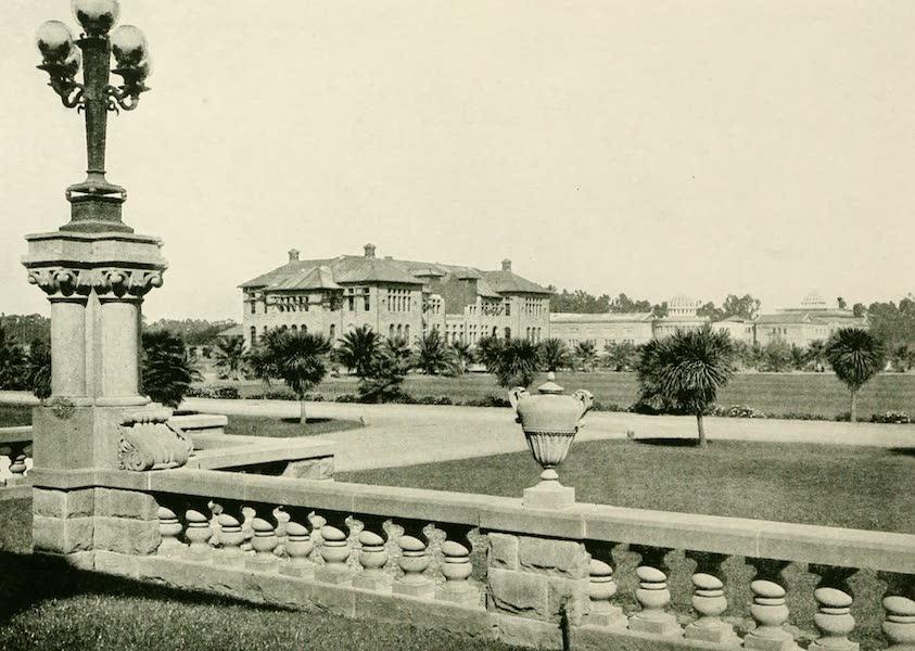 California the Wonderful - Leland Stanford Jr. University, Palo Alto (1914)