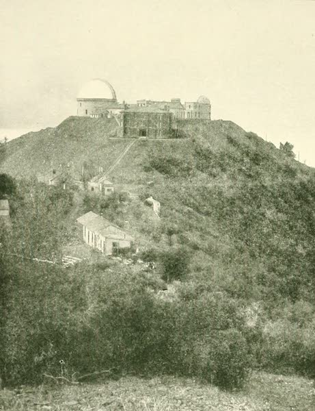 California the Wonderful - The Lick Observatory on Mt. Hamilton (1914)