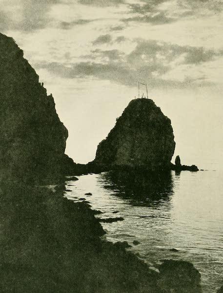 California the Wonderful - Castle Rock at Avalon, Santa Catalina Island (1914)