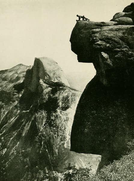 California the Wonderful - Overhanging Rock, Yosemite Valley (1914)