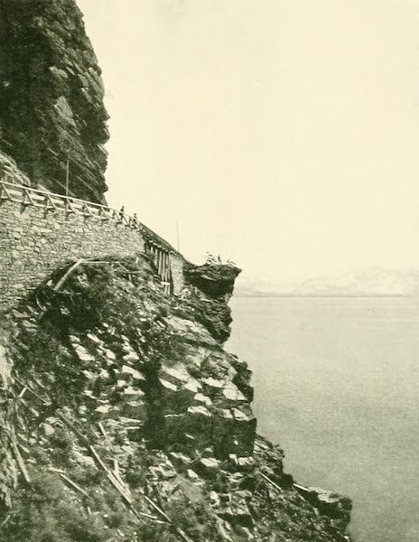 California the Wonderful - Lake Tahoe and Cave Rock (1914)