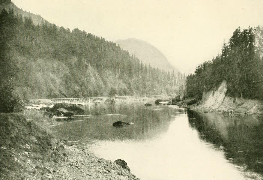 California the Wonderful - The Columbia River near Bonneville (1914)