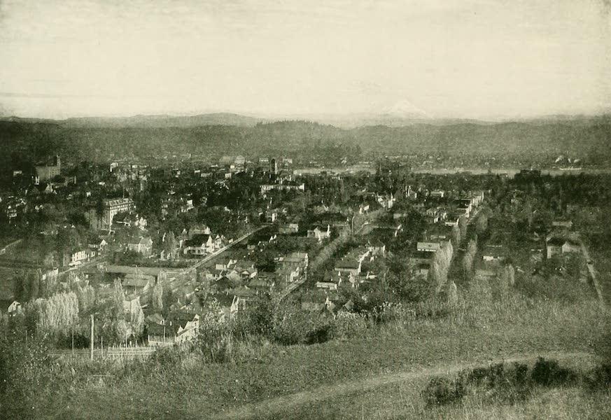 California the Wonderful - Portland and Mt. Hood, Oregon (1914)