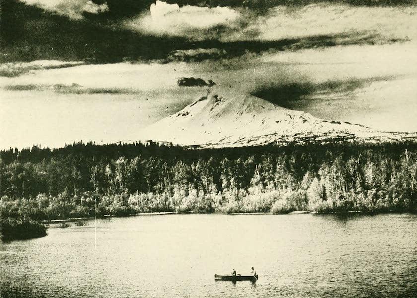 California the Wonderful - Mt. Rainier, Washington (1914)