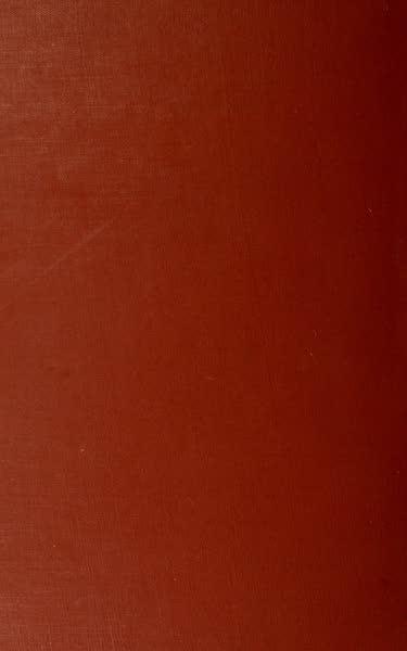 California the Wonderful - Back Cover (1914)