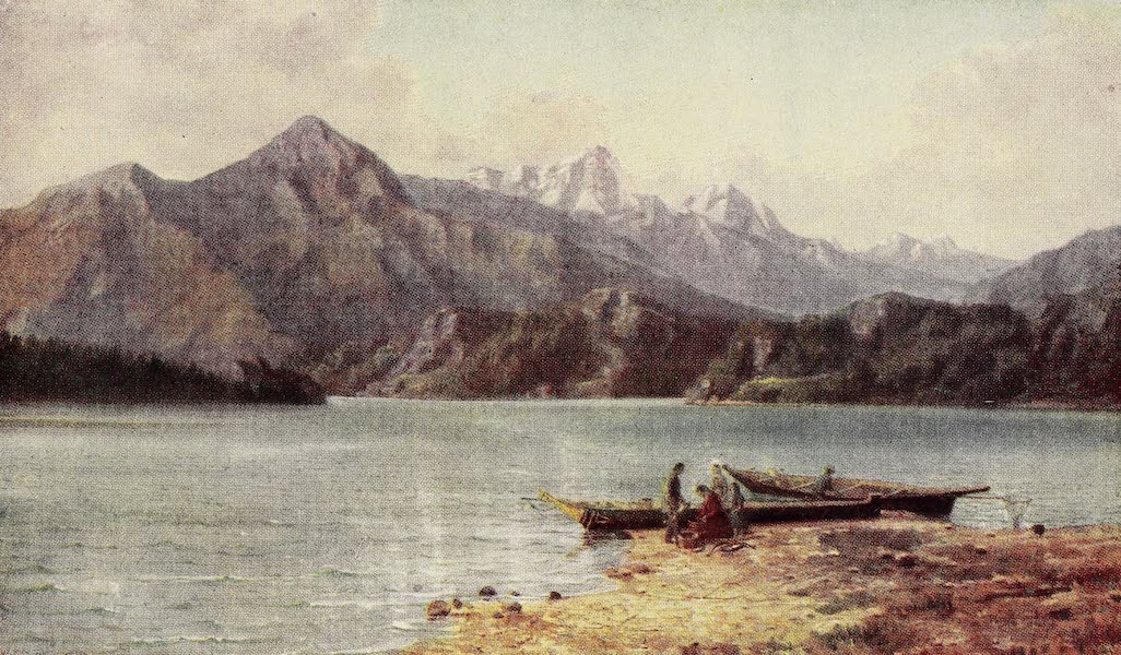 Canada, Painted and Described - North of Howe Sound (1907)