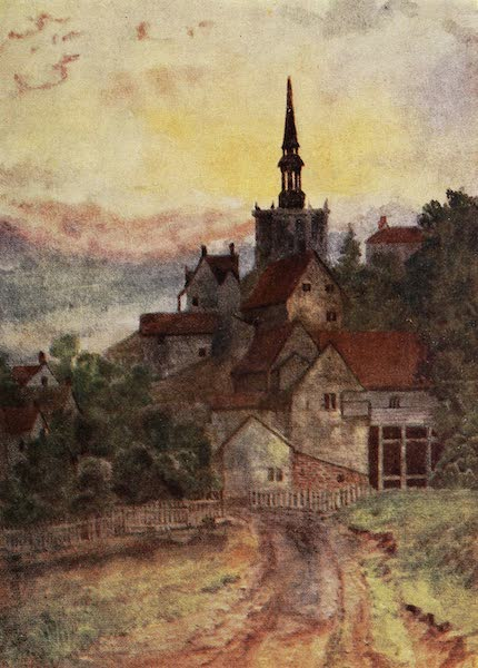 Canada, Painted and Described - In Sherbrooke, Eastern Townships, Quebec (1907)