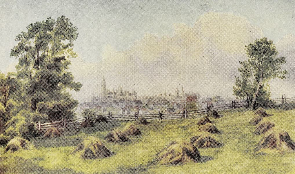 Canada, Painted and Described - Ottawa, from near the Experimental Farm (1907)