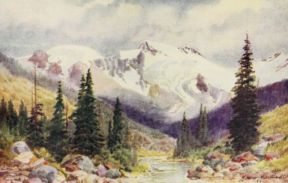 Canada, Painted and Described - Source of the Beaver River (1907)