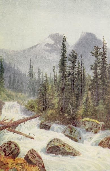 Canada, Painted and Described - Glacier Crest, Illecillewaet (1907)
