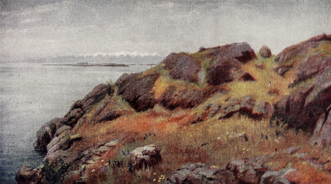 Canada, Painted and Described - Coast of Vancouver Island (1907)