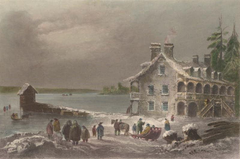 Canadian Scenery Illustrated: Volume 1 - Aylmer (Upper Canada) (1865)