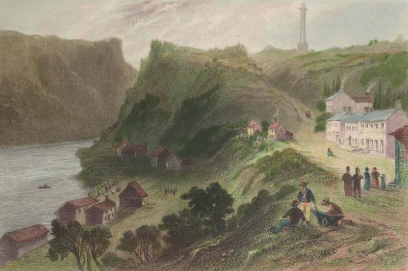 Canadian Scenery Illustrated: Volume 1 - Queenstown (1865)