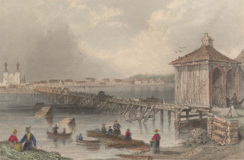 Canadian Scenery Illustrated: Volume 1 - St. John's - Richlieu River (1865)