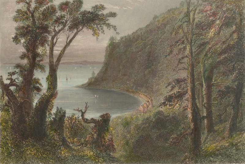 Canadian Scenery Illustrated: Volume 1 - Wolfe's Cove (1865)