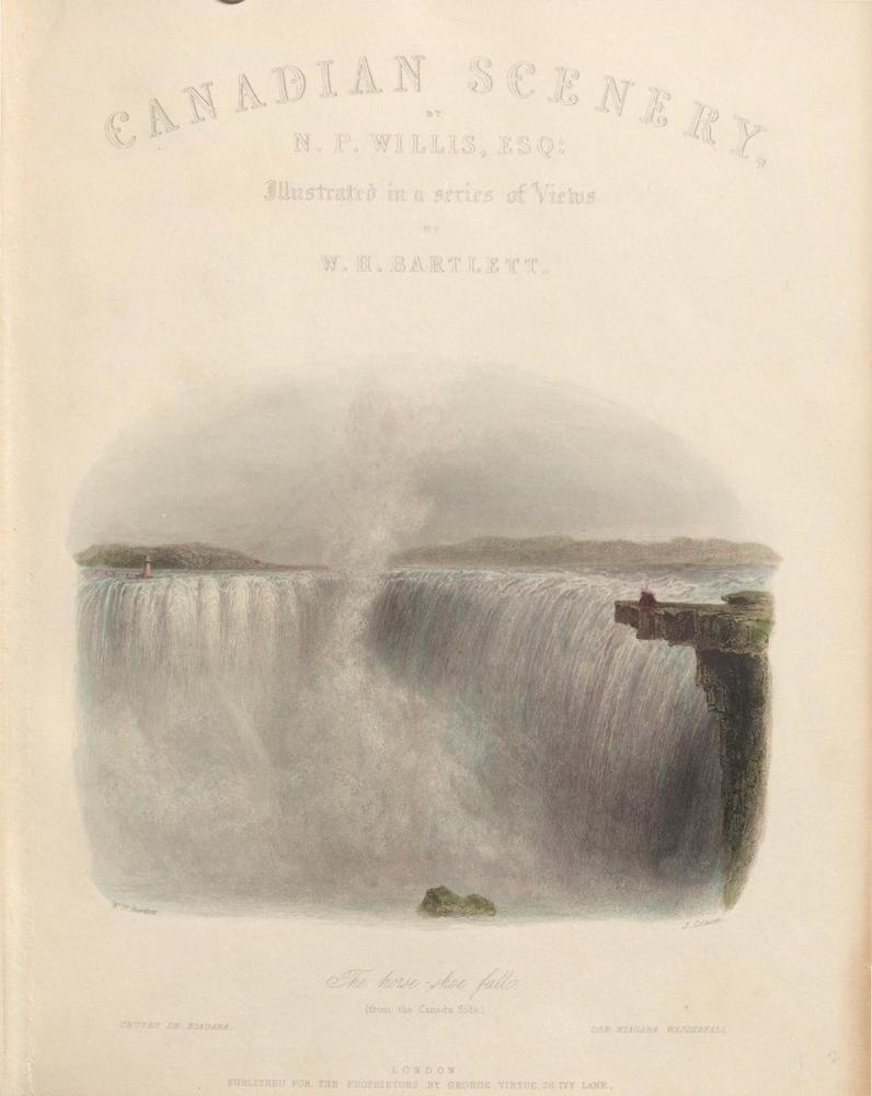 Canadian Scenery Illustrated: Volume 2 (1865)