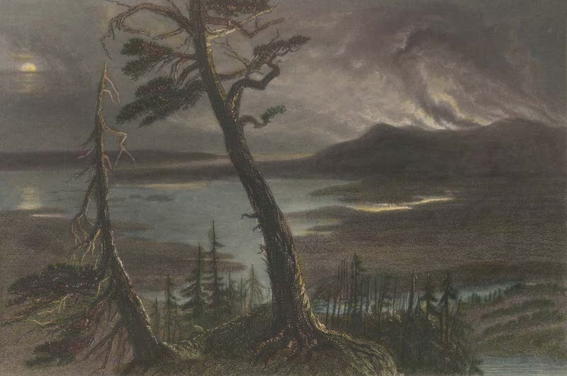 Canadian Scenery Illustrated: Volume 2 - The Lac des Allumettes (1865)