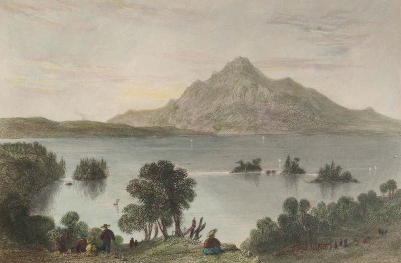 Canadian Scenery Illustrated: Volume 2 - Orford Mountain (Eastern Townships). (1865)