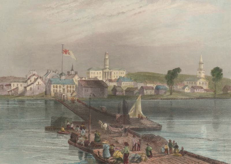 Canadian Scenery Illustrated: Volume 2 - Coburg (1865)