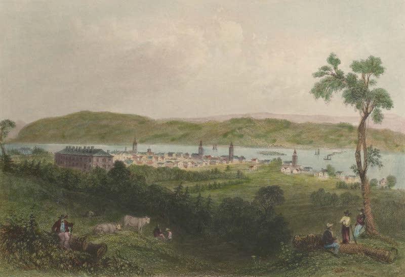 Canadian Scenery Illustrated: Volume 2 - Fredericton, New Brunswick (1865)
