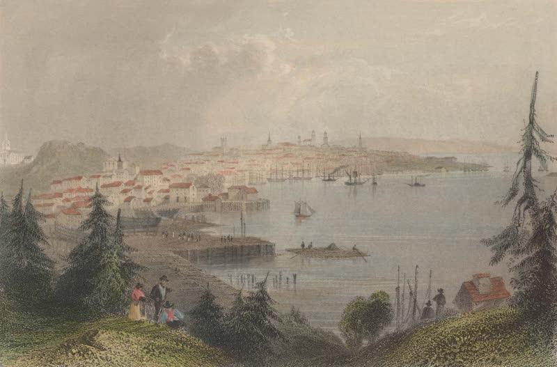 Canadian Scenery Illustrated: Volume 2 - St. John and Portland, New Brunswick (1865)
