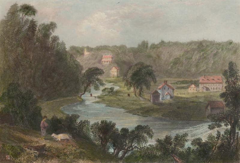 Canadian Scenery Illustrated: Volume 2 - Kentville (Nova Scotia) (1865)