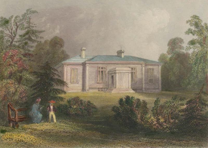 Canadian Scenery Illustrated: Volume 2 - The Residence of Judge Haliburton (1865)