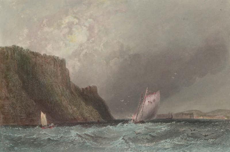 Canadian Scenery Illustrated: Volume 2 - Cape Blowmedon and Parrsboro (1865)