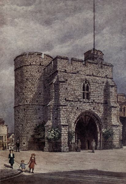 Canterbury Painted and Described - Westgate (1907)