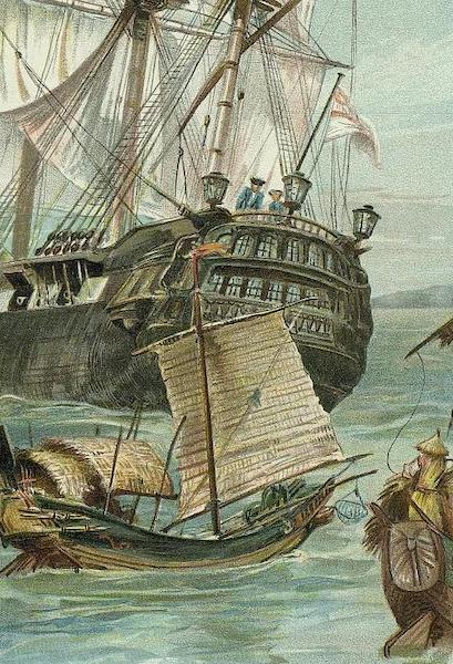 Captain Cook's Three Voyages Round the World - Plate 12 (1895)