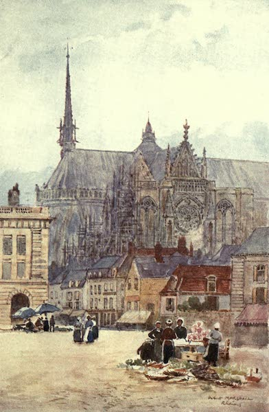 Cathedral Cities of France - Rheims (1907)
