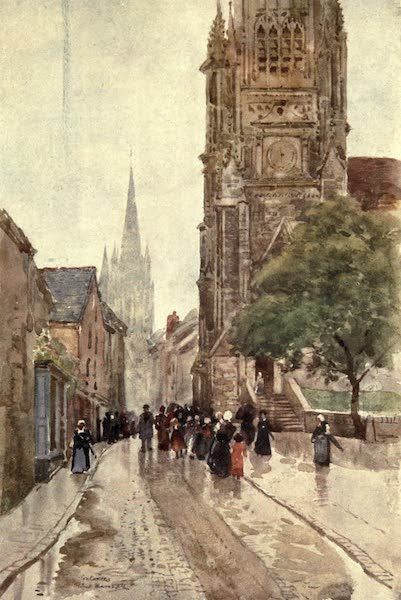 Cathedral Cities of France - St. Pierre, Coutances (1907)