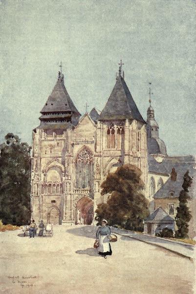 Cathedral Cities of France - Nôtre Dame de la Coûture, Le Mans (1907)