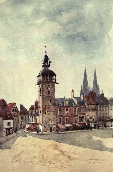 Cathedral Cities of France - Moulins (1907)