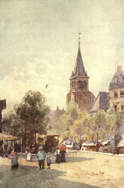 Cathedral Cities of France - St. Germain des Prés, Paris (1907)