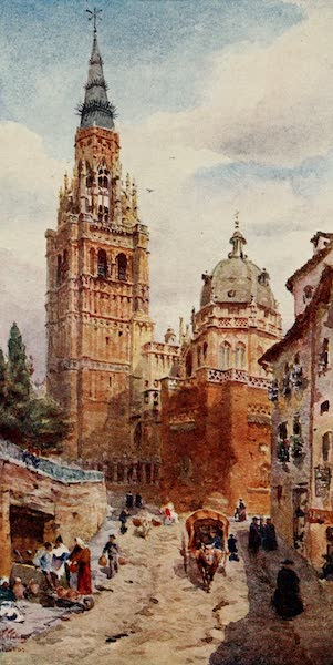 Cathedral Cities of Spain - Toledo. The Cathedral (1909)