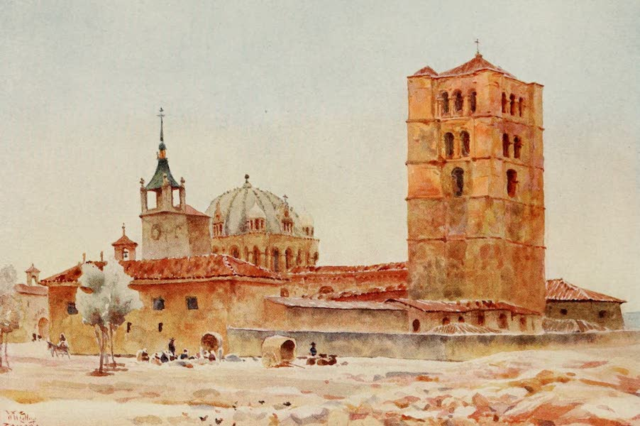 Cathedral Cities of Spain - Zamora. The Cathedral (1909)