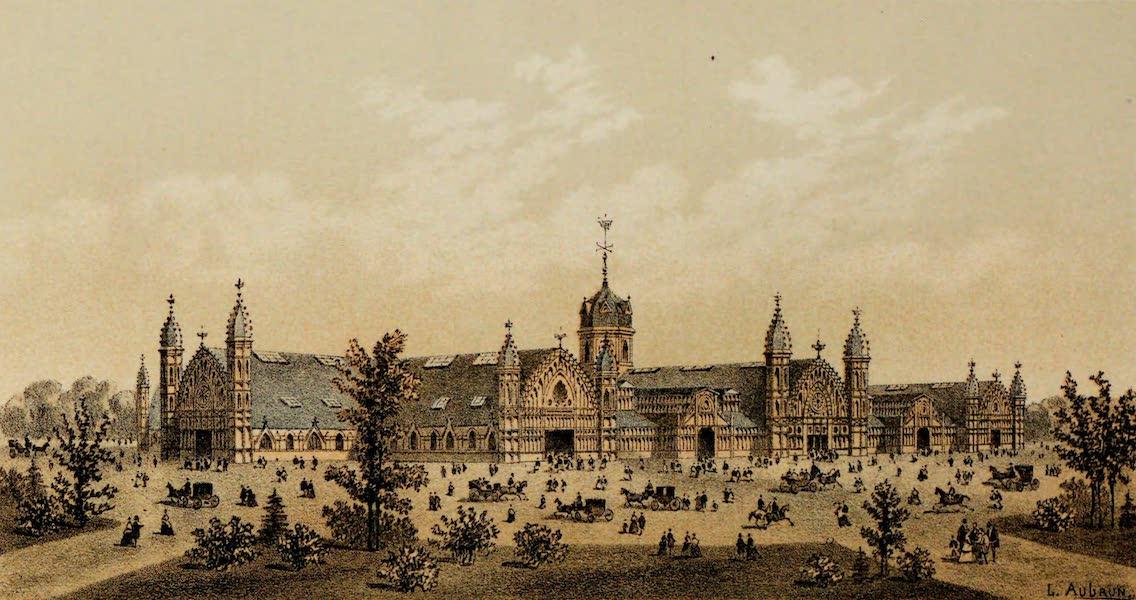 Centennial Portfolio - Agricultural Hall (1876)