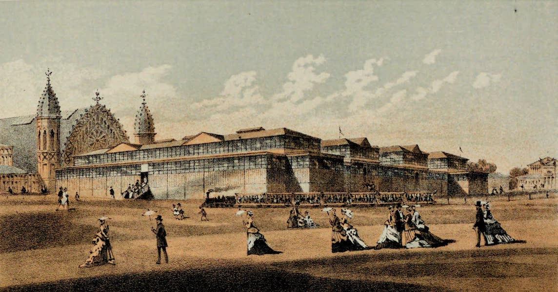 Centennial Portfolio - Pomological Building (1876)