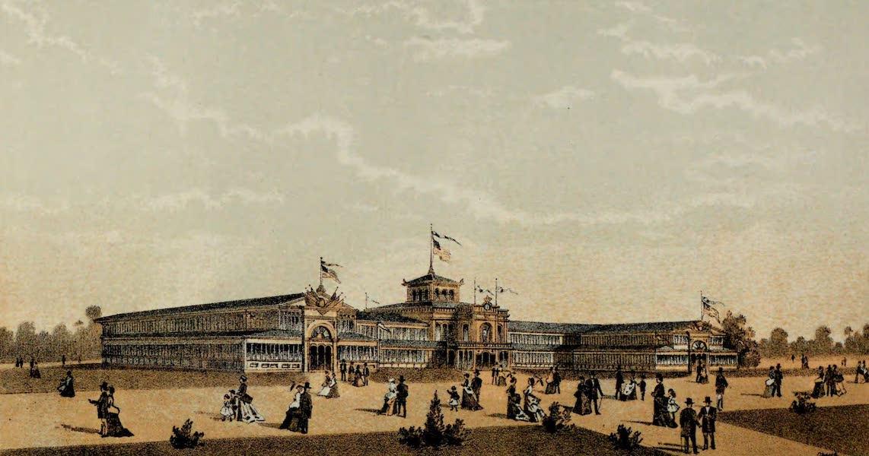 Centennial Portfolio - Brewer's Building (1876)