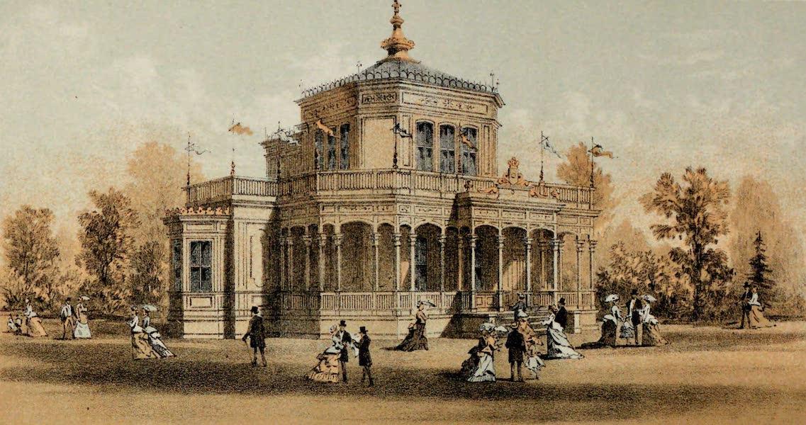 Centennial Portfolio - Brazilian Commissioner's Building (1876)
