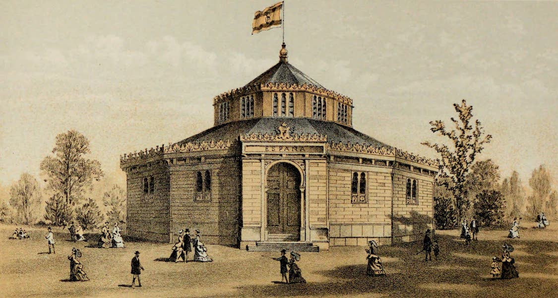 Centennial Portfolio - Spanish Building (1876)
