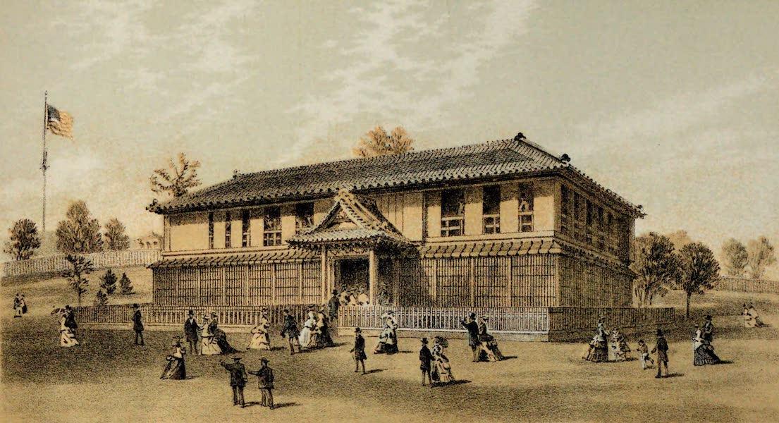 Centennial Portfolio - Japanese Dwelling (1876)