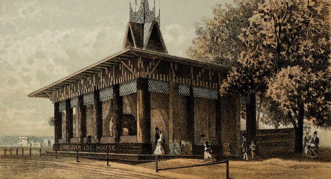 Centennial Portfolio - Canada Log House (1876)
