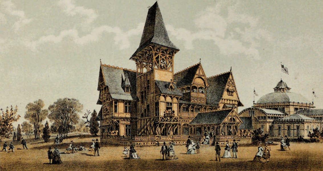 Centennial Portfolio - New Jersey Building (1876)
