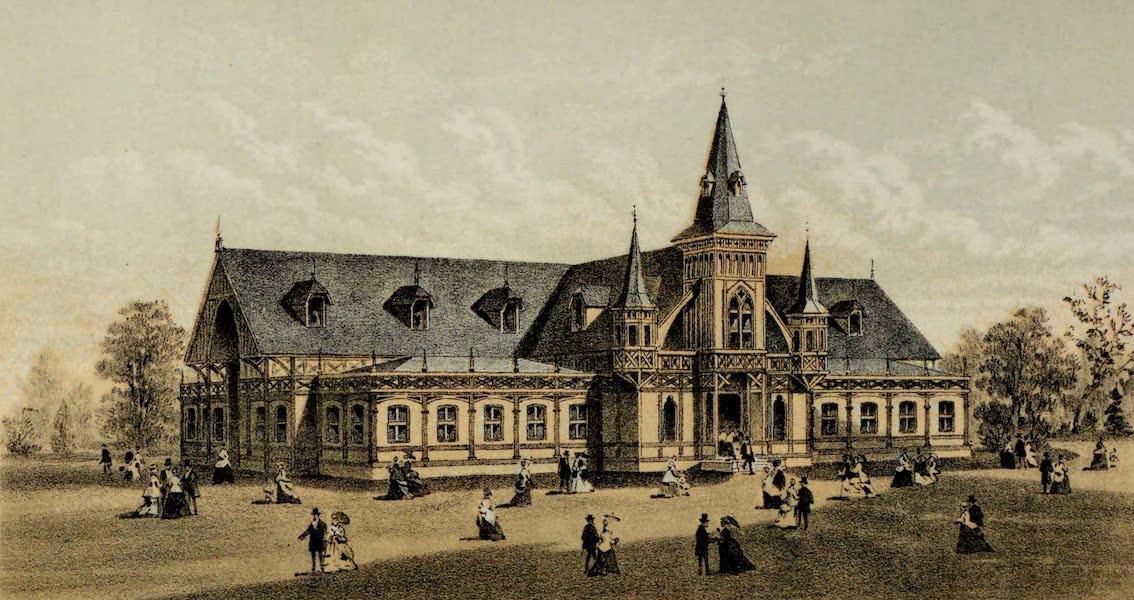 Centennial Portfolio - Pennsylvania Building (1876)