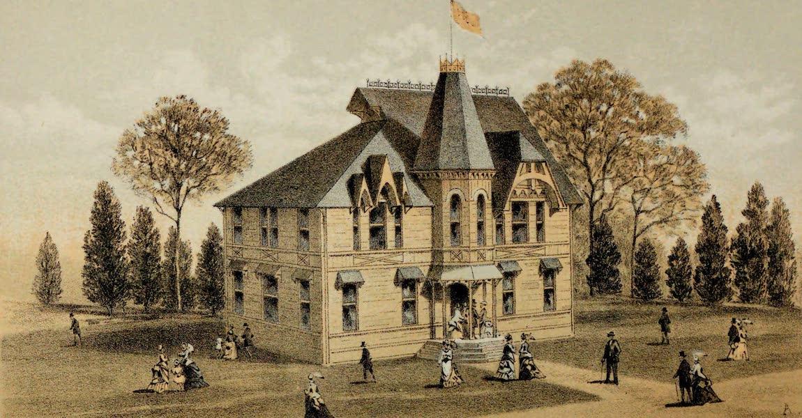 Centennial Portfolio - Delaware Building (1876)