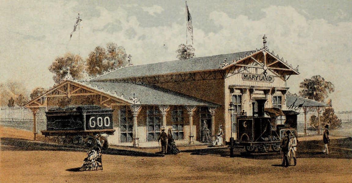 Centennial Portfolio - Maryland Building (1876)